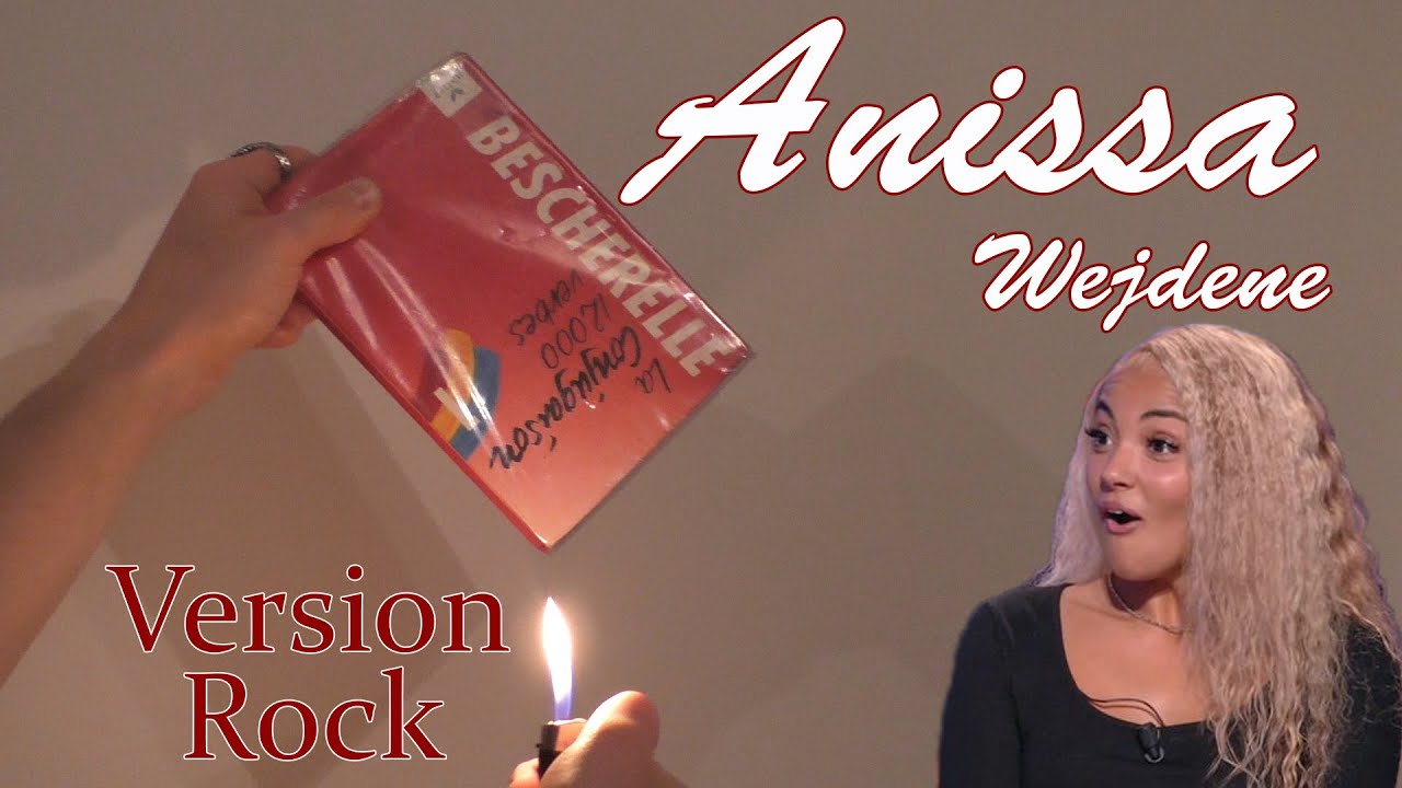 Download Anissa - Wejdene (ROCK COVER by Thepot)