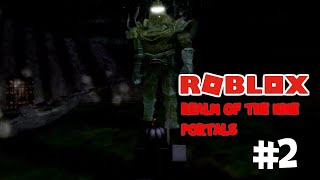 LE GUARDIAN SENTRY - France ROBLOX REALM OF THE NINE PORTALS #2