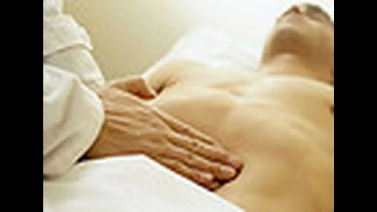 How to Relieve Stomach Pain - YouTube