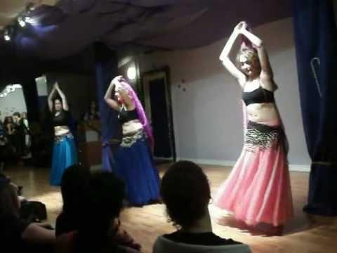BELLY DANCE  MERYEM