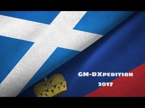 HB0/GM4UYE Liechtenstein DX-Pedition 2017