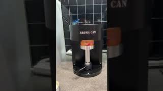 아로마캔 자동 캔실링기 ARD-4010 포장 배달에 최…