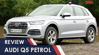 Audi Q5 Petrol Review