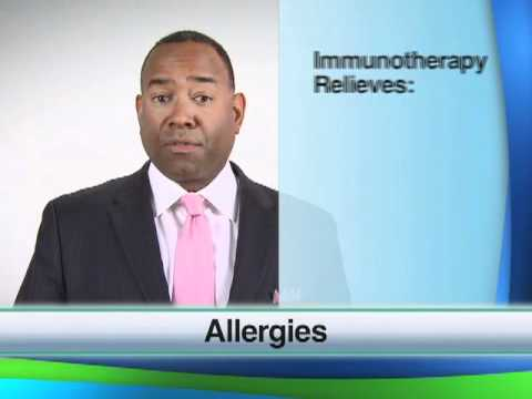 Immunotherapy for Allergies | Ask the Doctor
