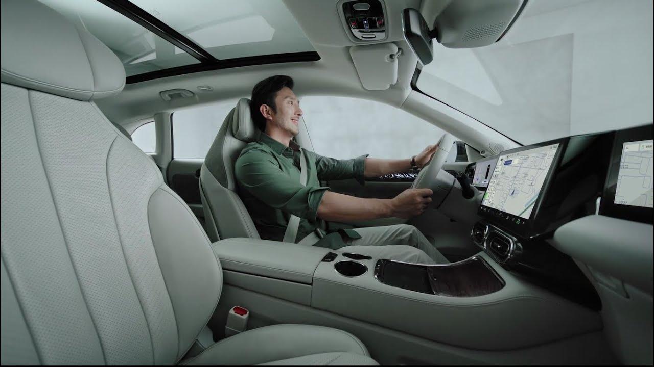 Download Intelligent Cockpit of Electric SUV - Leapmotor C11