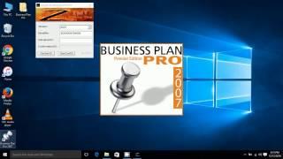 business plan pro 2005 1 1