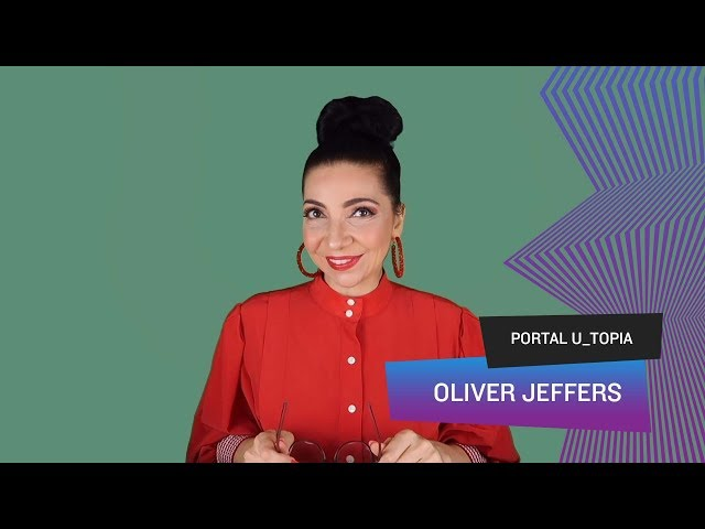 Portal U_topia - Oliver Jeffers, arte para ser apagada