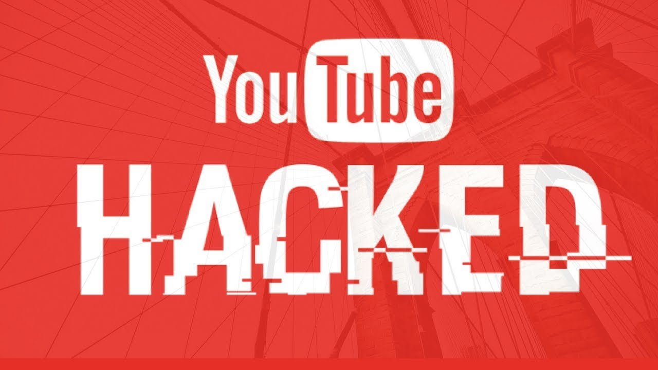 Image result for youtube hacked