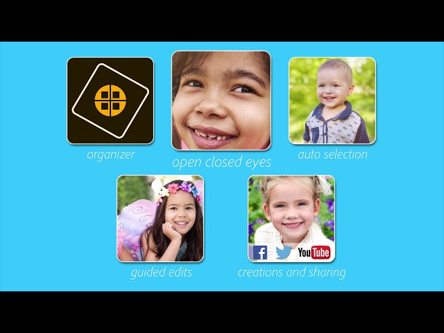 New Easy To Use Adobe Photoshop Elements Premiere Elements 2018