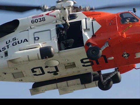 United States Coast Guard - Run Me in the Dirt (Throwdown)