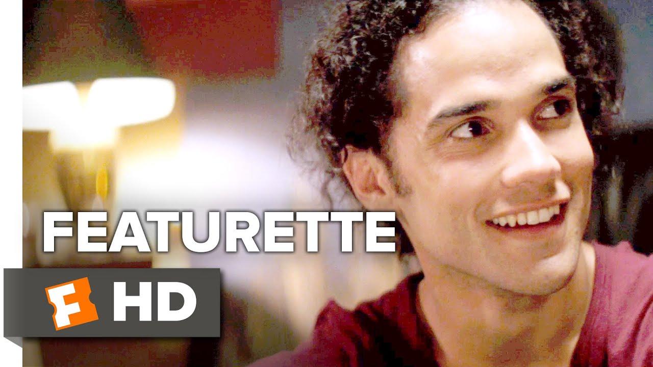 Desert Dancer Featurette - Dancer (2016) - Reece Ritchie Movie