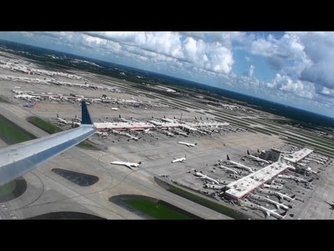 World's Busiest Airport!  Fantastic HD CRJ-900 Takeoff From Atlanta!!!