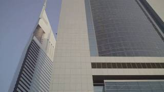 Jumeirah Emirates Towers hotel in Dubai