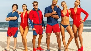 Baywatch, trailer /