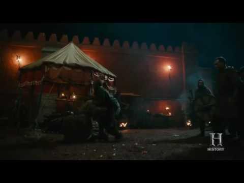 Vikings - Vikings Attack Spain City [Season 4B Official Scene] (4x16) [HD]