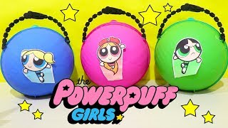 LOL Big Surprise CUSTOM Ball Powerpuff Girls DIY | Toys and Dolls Fun for Kids | SWTAD