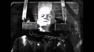 Bride of Frankenstein (1935)  Monster breaks Free.  720p