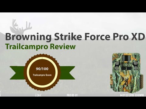 Browning Strike Force Pro XD
