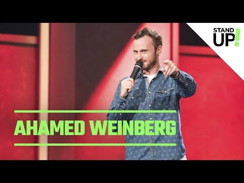 Comedian Ahamed Weinberg Talks Being A White Muslim In America