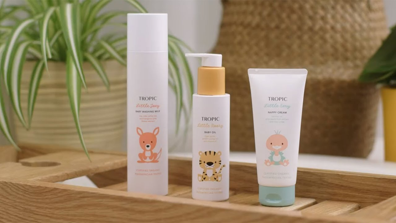 Meet our Little Tropic range | Tropic Skincare