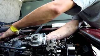 Calage pompe diesel.MTS