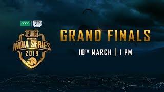 OPPO x PUBG MOBILE India Series - Grand Finals | English