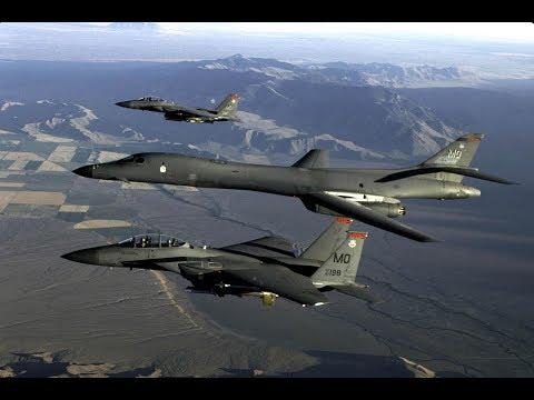 US, South Korea fly bombers over Korean Peninsula