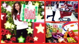 Holiday Haul! ❄ Target, Bath & Body Works, and More!