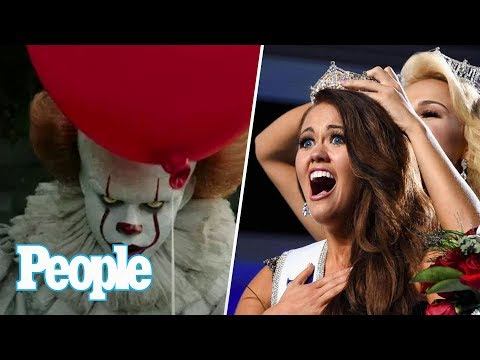 'It' Breaks Box Office Record, Miss North Dakota Is Crowned Miss America! | People Update | People