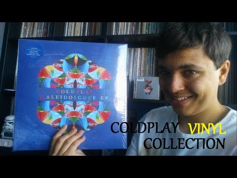 Coldplay Vinyl Collection