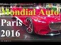 (HD1609) MONDIAL de l'AUTOMOBILE 2016 à Paris - Nos coups de coeur
