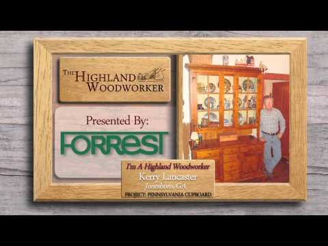 The Highland Woodworker - Episode 11