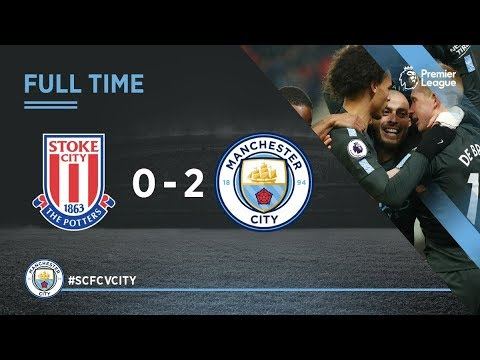 Download Stoke City vs Manchester City (0-2) All Goals & Highlights