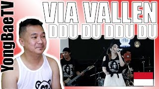 Via Vallen - Ddu Du Ddu Du  Black Pink Koplo Version  | Reaction | Yongbaetv