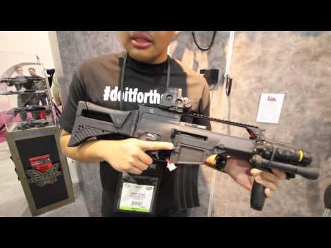 Shot Show 2013 - Heckler & Koch HK (G36C 416)