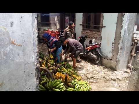 Penertiban Pasar Kaget Bendungan Melayu Kelurahan RBS part 2 Mp3