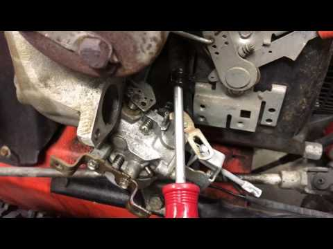 Ariens Snowblower Carburetor Repair