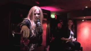 Avril Lavigne - Black Star Launch Party
