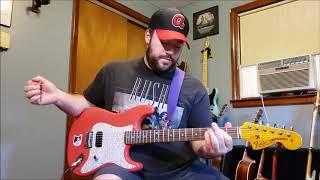 Tom Delonge - Circle Jerk Pit (Guitar Cover)