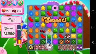 Candy Crush Saga Level 1442 Walkthrough
