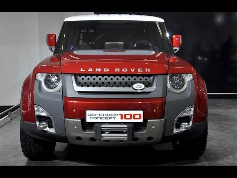 Best Cars Ever 2016 Land Rover Defender First Look Review  YouTube