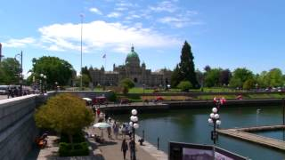Victoria British Columbia in One Day -  Sunrise to Sunset -  YouTube
