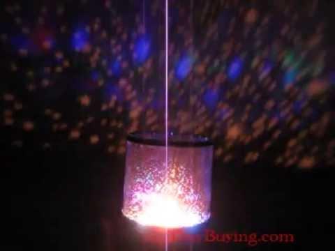 Miraculous Ladybug Sternenhimmel LED Nachtleuchte Lampe