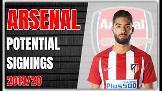 Arsenal's Potential Summer Signings - An In Depth Look At Yannick Carrasco - Episode 13