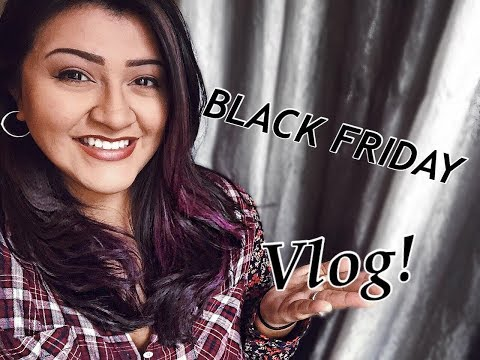 BLACK FRIDAY VLOG! It Was So Crazy Out There!