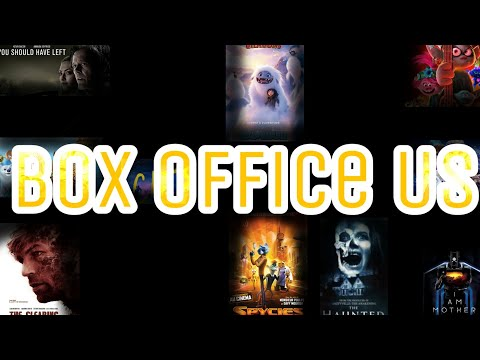 Box Office US 07/07/2020