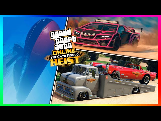 😲😡 2 GELÖSCHTE AUTOS & ALLE GELÖSCHTEN FEATURES AUS DEM CAYO PERICO HEIST DLC! GTA Online News 😲😡