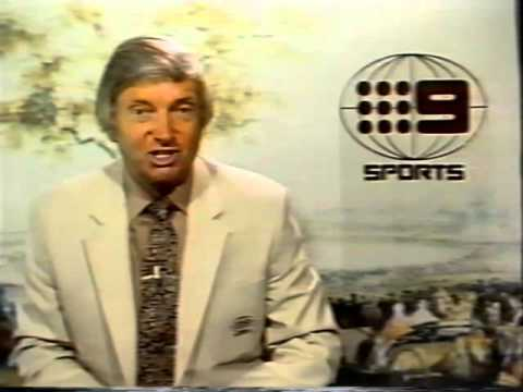 """Classic Test Finishes"" - Rare 80s Cricket Video hosted by Richie Benaud"