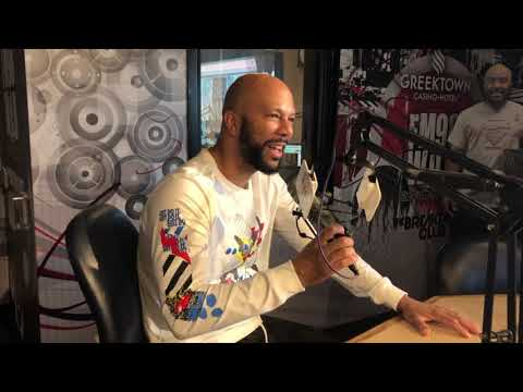The Bushman Show - Welcome Common To Detroit