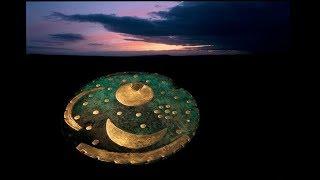 Misterul Discului din Nebra, Construit Cu Aur Din Muntii Carpati-Romania